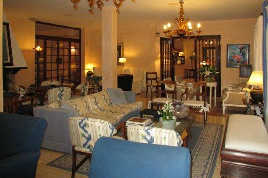 Hotel Bahia: салон