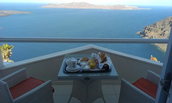 Ellinon Thea Boutique Hotel : desayuno