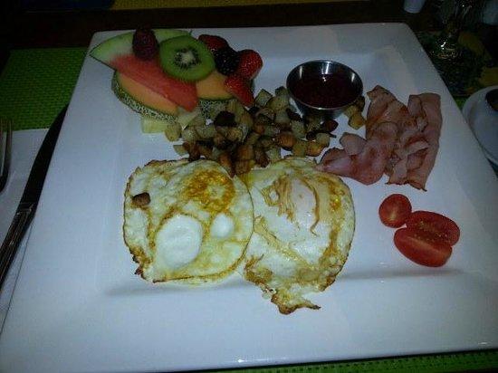 Hotel Le Vincent : Breakfast