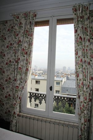 Ermitage Hotel Sacre-Coeur: another lovely view