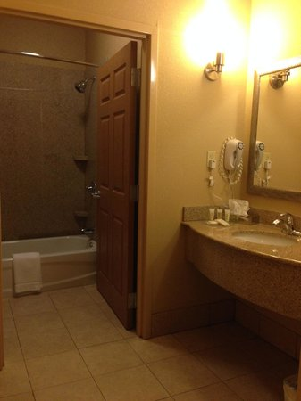 Staybridge Suites Rogers-Bentonville: Bathroom area
