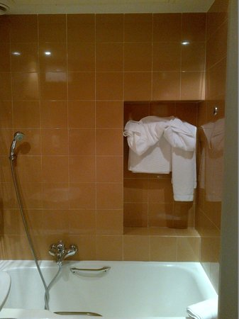 Golden Tulip Cannes Hotel De Paris : bagno