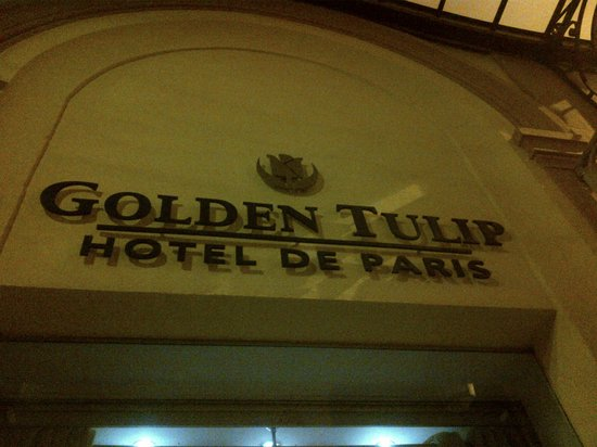 Golden Tulip Cannes Hotel De Paris : esterno