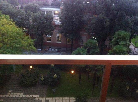 Hotel Miramare: Vista dal balcone