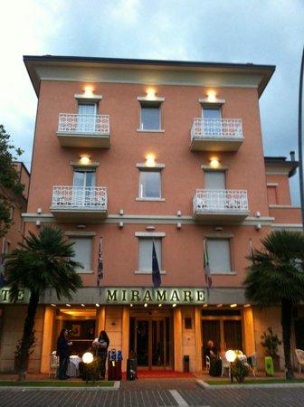 Hotel Miramare: Esterno