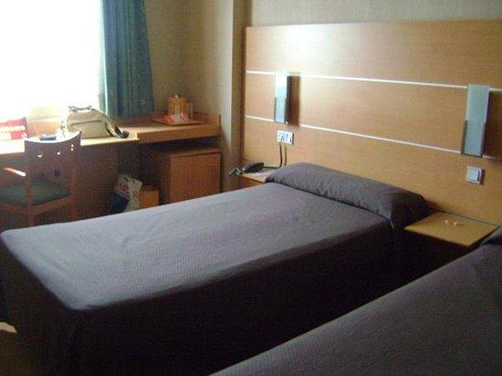 Posadas de Espana Pinto: Hotel Posadas de España Pinto, habitación doble, Pinto, Madrid.