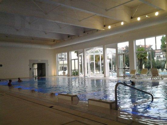 Hotel Universal Abano Terme : piscina interna