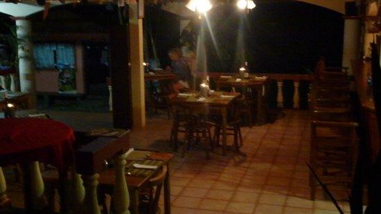 Gondola Gourmet Restaurant: view inside