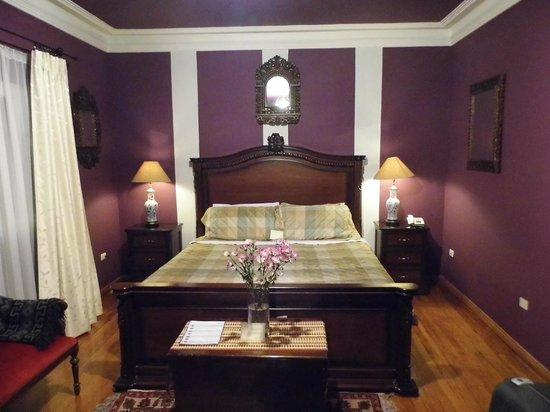 Casa Arequipa: chambre