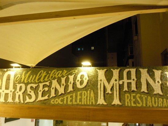 Arsenio Manila: Outside