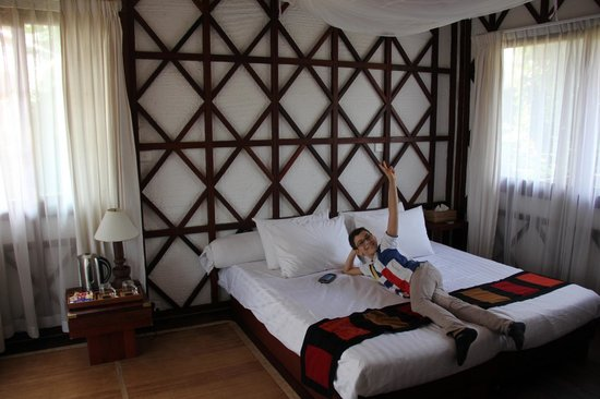 ViewPoint Lodge & Fine Cuisines: la chambre