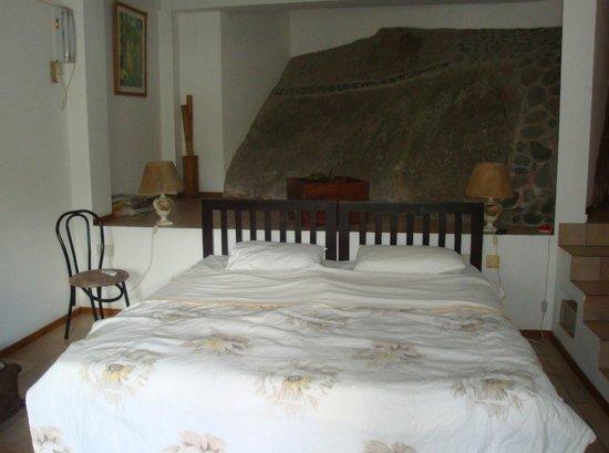 Romance Bungalows: chambre