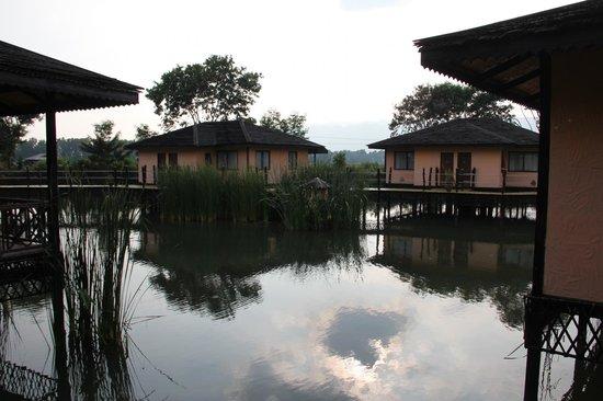 ViewPoint Lodge & Fine Cuisines: les bungalows