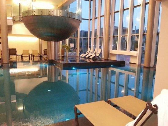 Aqualux Hotel Spa & Suite Bardolino: piscina interna