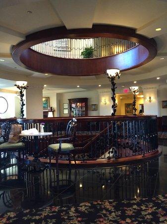 French Quarter Inn: Hotel Lobby