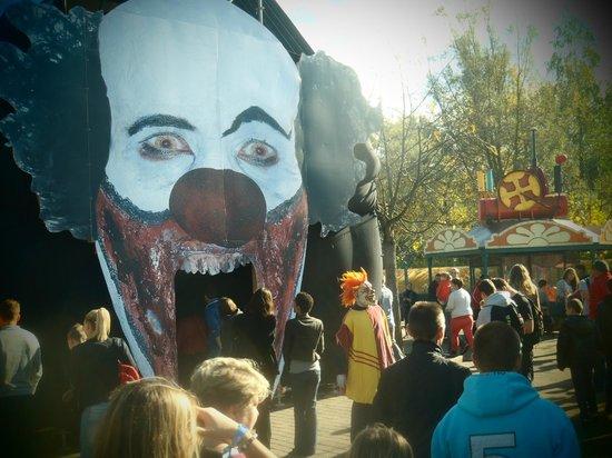 Walibi Belgique Halloween.Animation Speciale Halloween Picture Of Walibi Belgium