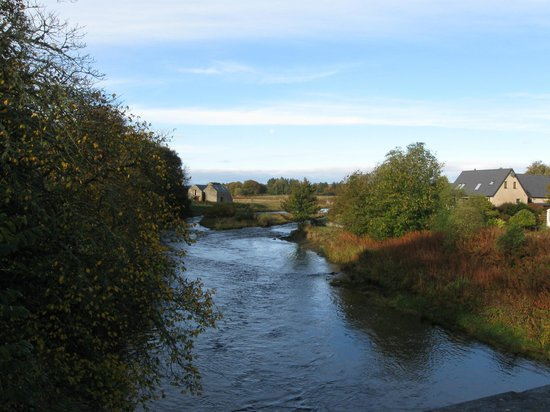 Ulbster Arms Hotel: River Thurso