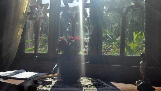Pousada Luz e Paz : Para quem curti um café da manhã ilumidado