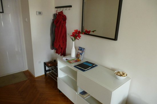 Welcome Budapest Apartments: Eingangsbereich