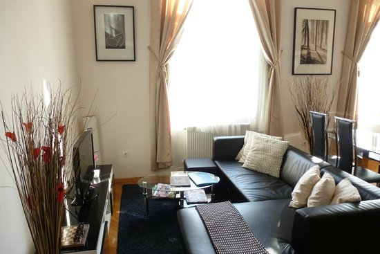 Welcome Budapest Apartments: Wohnecke