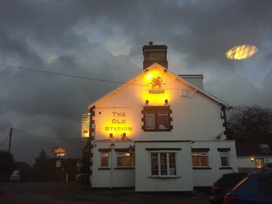 The Old Station Inn : hotel