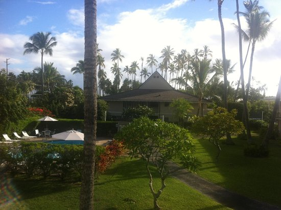 Plantation Hale Suites: View from the balcony