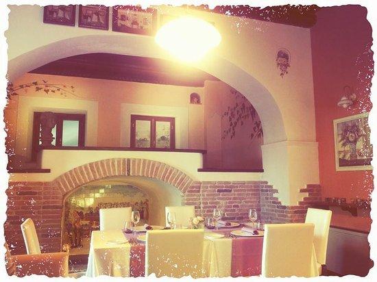 Relais Tenuta San Domenico: ristorante