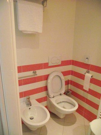 Hotel Garnì Corallo : Bathroom