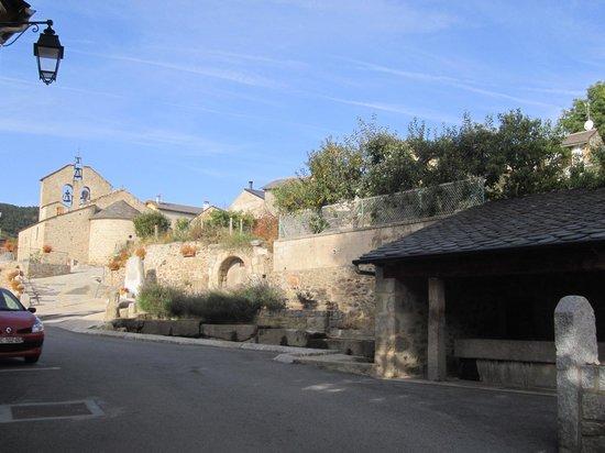 El Balco de Dorres : Village de Dorres