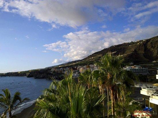 Sol La Palma Hotel: vista mar que teniamos