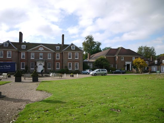 Chilston Park Hotel: From the lake