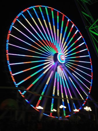 Wildwood Boardwalk: Ferris Wheel!
