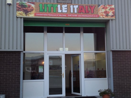 Little Italy: New premises!