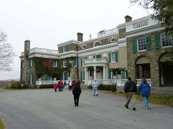 Franklin Delano Roosevelt Home: Springwood, FDR's home