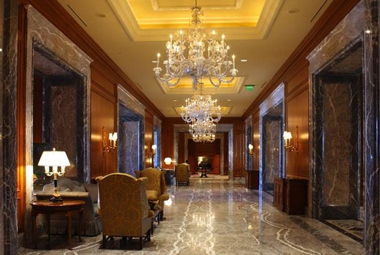 Grand America Hotel: Grand America Salt Lake City