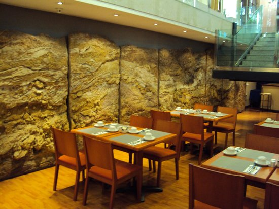 Tryp Jerez Hotel: Comedor para desayunos