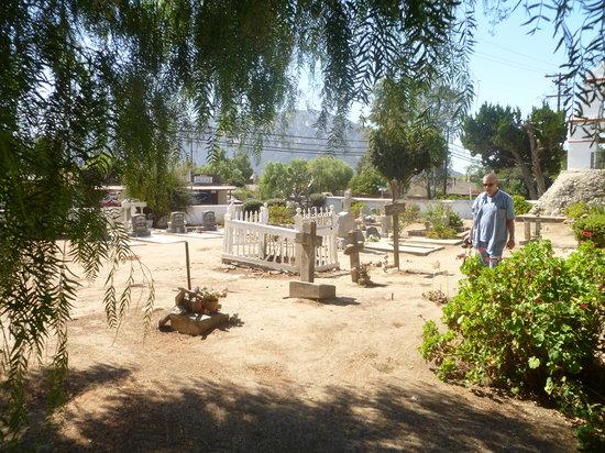 Cemetery Picture Of Mission San Antonio De Pala