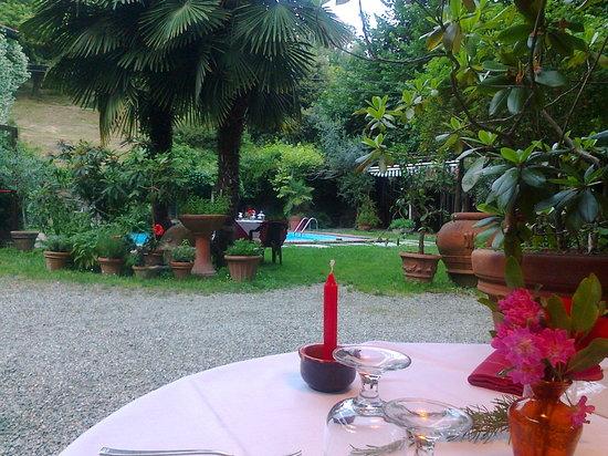 Agriturismo Le Camelie: serata romantica