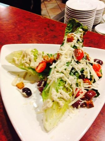 Portabello's of Kennett Square: Grilled Caesar Salad