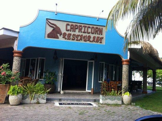 Islander Hotel : restaurant