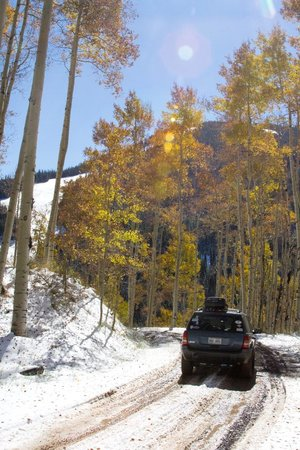 Vail Mountain Resort: Snow, Mud n Aspens