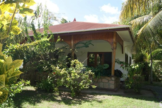 Islander Hotel : notre bungalow