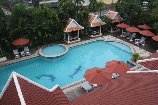 Memoire d' Angkor Boutique Hotel: Pool
