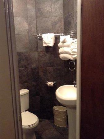 Park 79 Hotel: bathroom