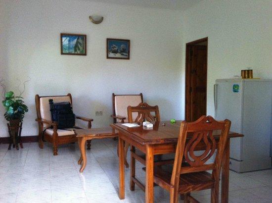 Islander Hotel : salle à manger