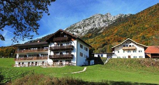 Hotel Gablerhof: Autumn Sunshine, October 2013