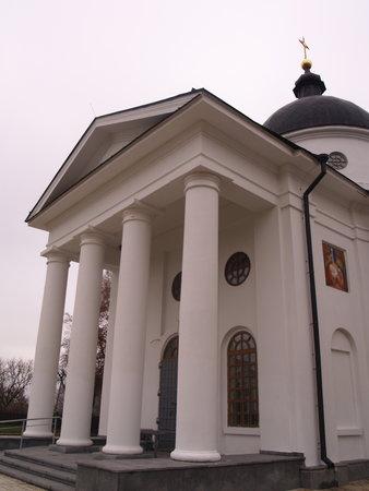 Resurrection Church - Rozumovsky family vault