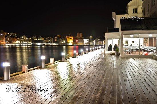 Restaurant Sørom Bilde Av Thon Hotel Kristiansund I