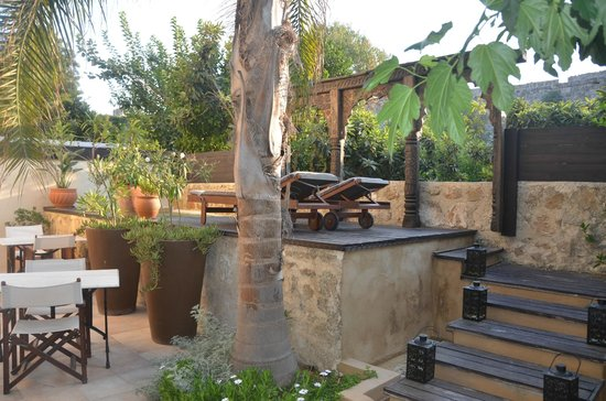 Spirit of the Knights Boutique Hotel: Jacuzzi