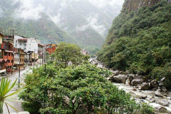 SUMAQ Machu Picchu Hotel: vue de la chambre